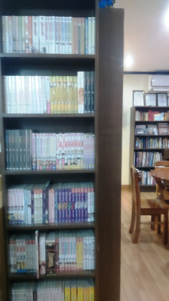 More manga